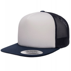Кепка FlexFit 6005FW Trucker Navy/White/Navy