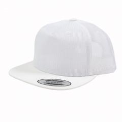 Кепка FlexFit 6005FF Trucker All Mesh White