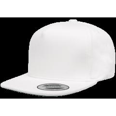 Кепка FlexFit 6007 - Classic Snapback White