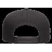 Кепка FlexFit 6007 - Classic Snapback All Black
