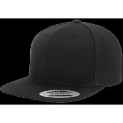 Кепка FlexFit 6089M - Classic Snapback Black