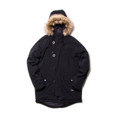 Парка зимняя FOOTWORK AMUT PARKA BLACK