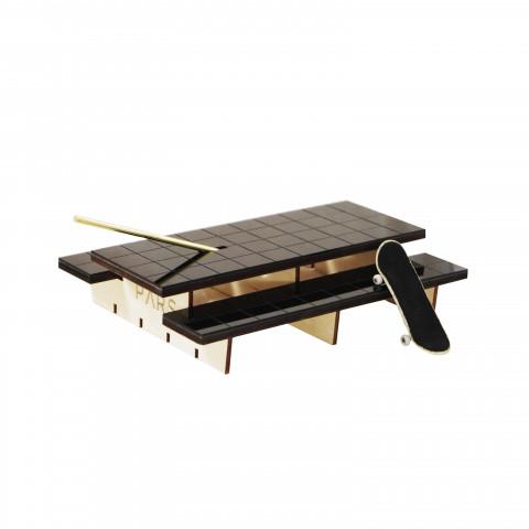 Фингерпарк Polejam Table верх из черной плитки