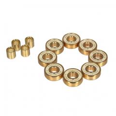 Подшипники Eastcoast ABEC-9 Gold