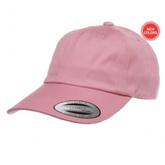 Кепка FlexFit Dad Hat Pink
