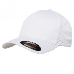 Кепка FlexFit Athletic Mesh White