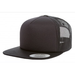 Кепка FlexFit 6005FF Trucker Black